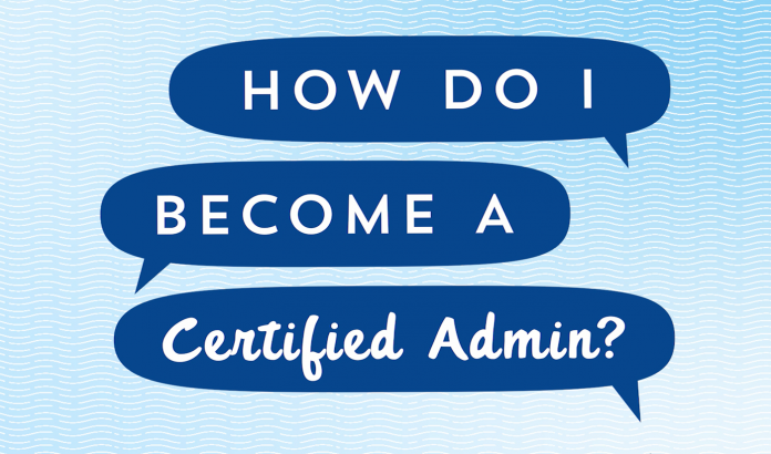 become certified salesforce admin